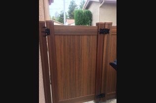 PVC Fencing in Temecula, Murrieta and Winchester CA